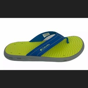 Columbia Flip Flops Mens Size 11 New Without Tags